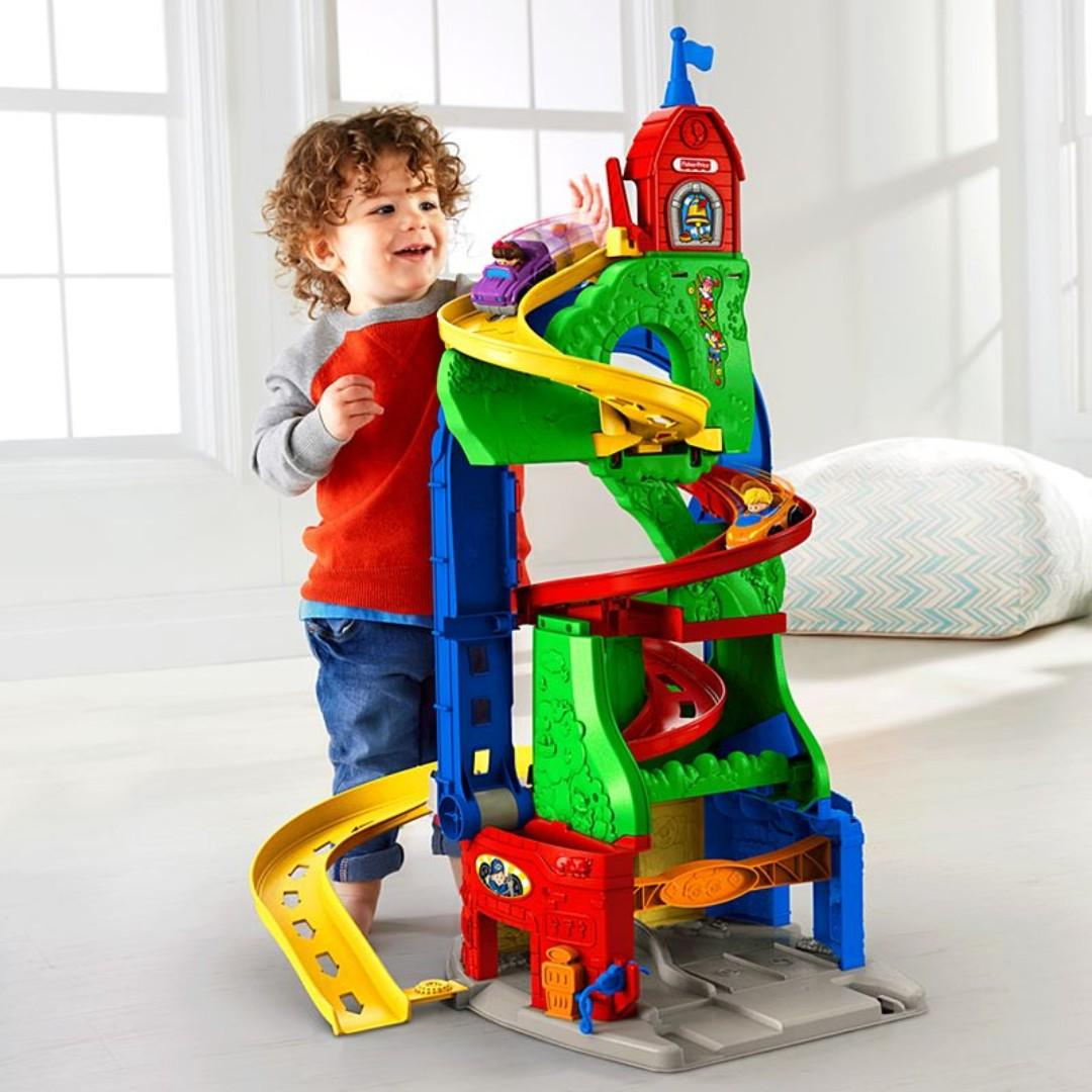 Fisher Price Little People Sit 'n Stand Skyway