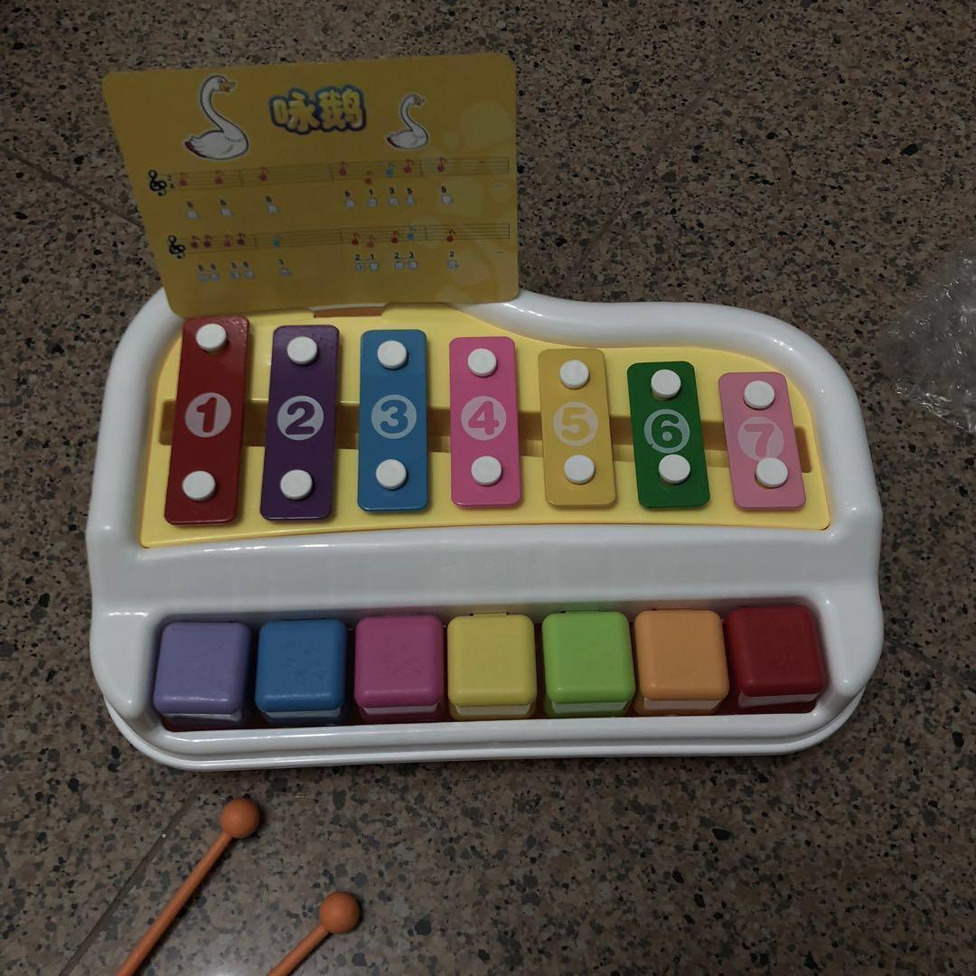 Fisher Price Piano、mini Xylophone