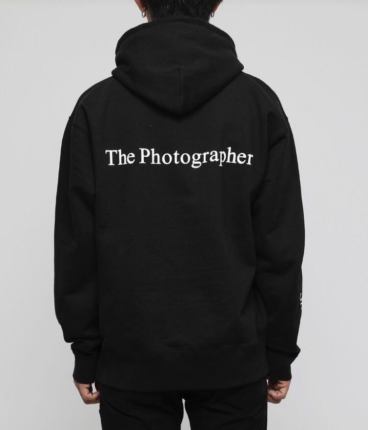 FR2 no photo hoodie