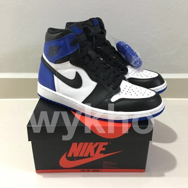 167bd454a9e8 Fragment Design x Nike Air Jordan 1