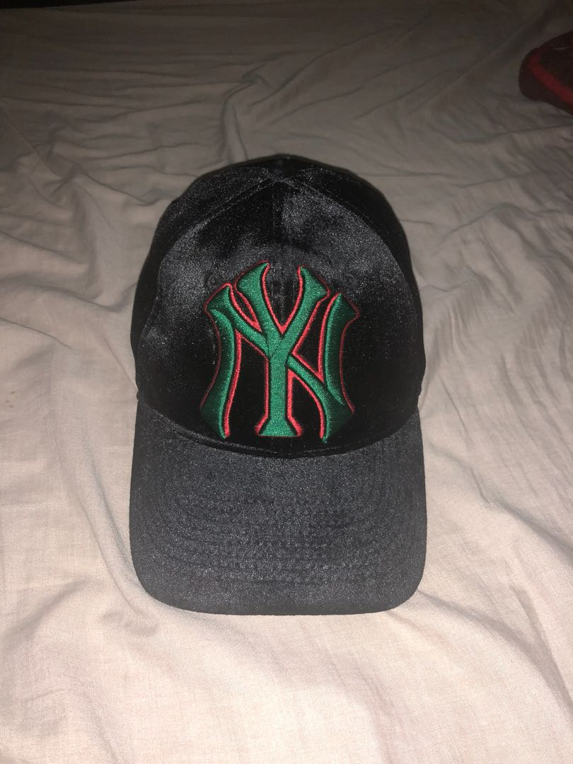 Gucci New York Yankees Hat 5ae4331958a