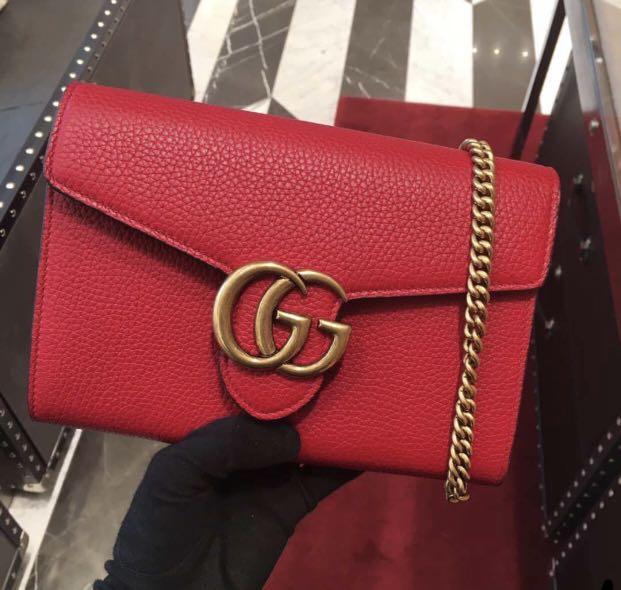 40bc4e99cf7 Gucci Sling Bag