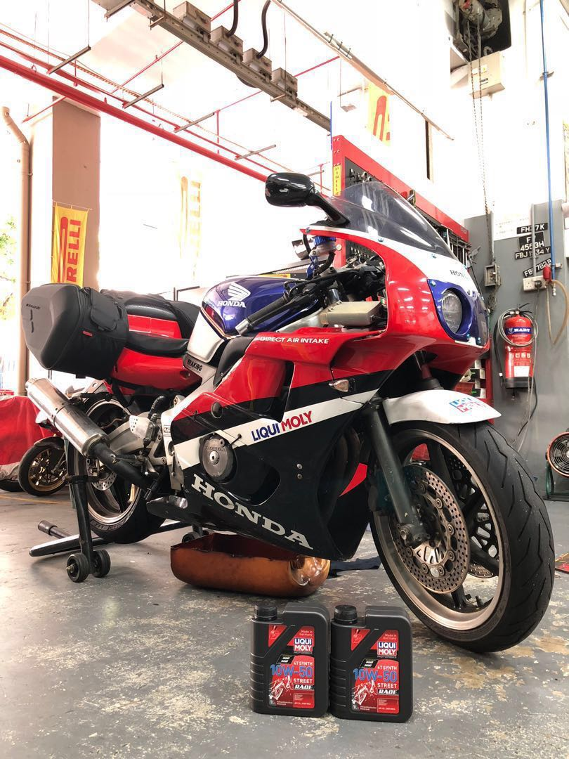 Honda Cbr400rr Nc29 Motorbikes Motorbikes For Sale Class 2a On