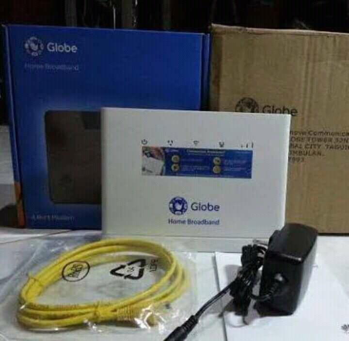 Huawei B315 Complete Set With Mimo Antenna on Carousell