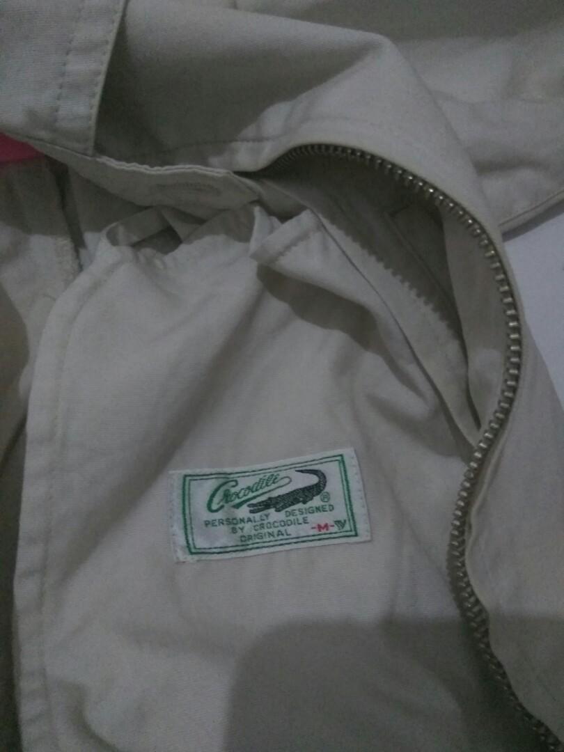 jacket crocodile ori,