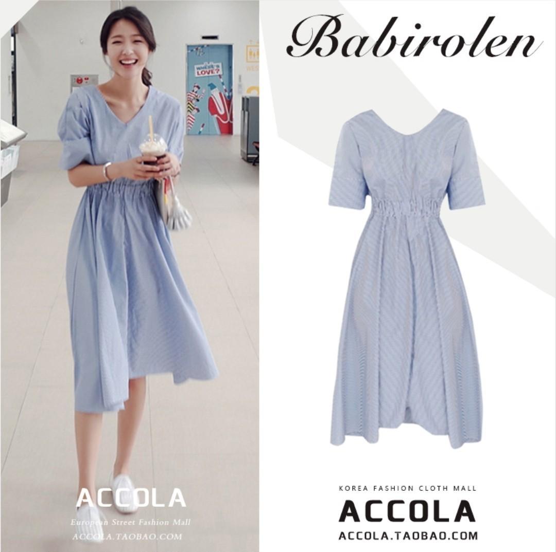 Korean Elegant V Neck Shirt Casual