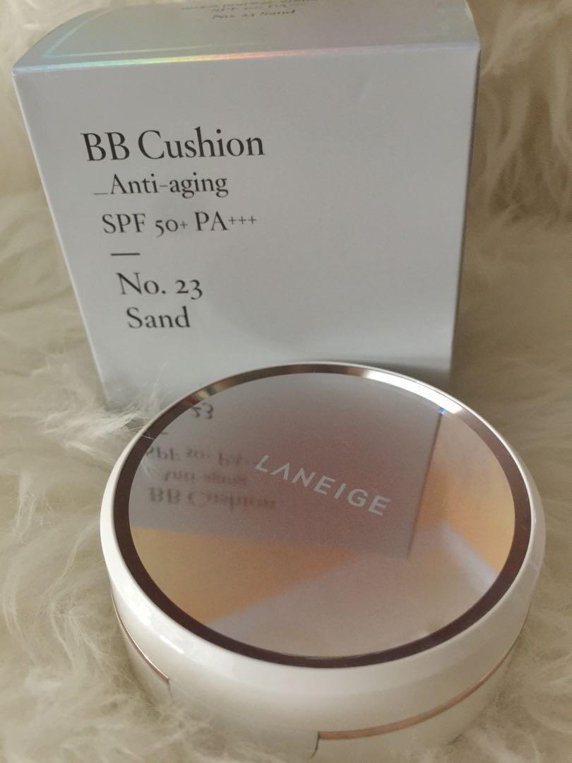 Laneige Bb Cushion Anti Aging