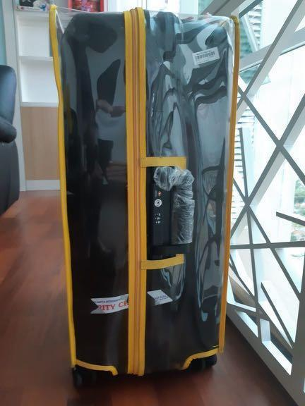 Lojel kozmos 29 magnesium alloy. Ultralight hardcase. Dual wheels. baru pake 1x. Best luggage + free cover plastik #yukjualan
