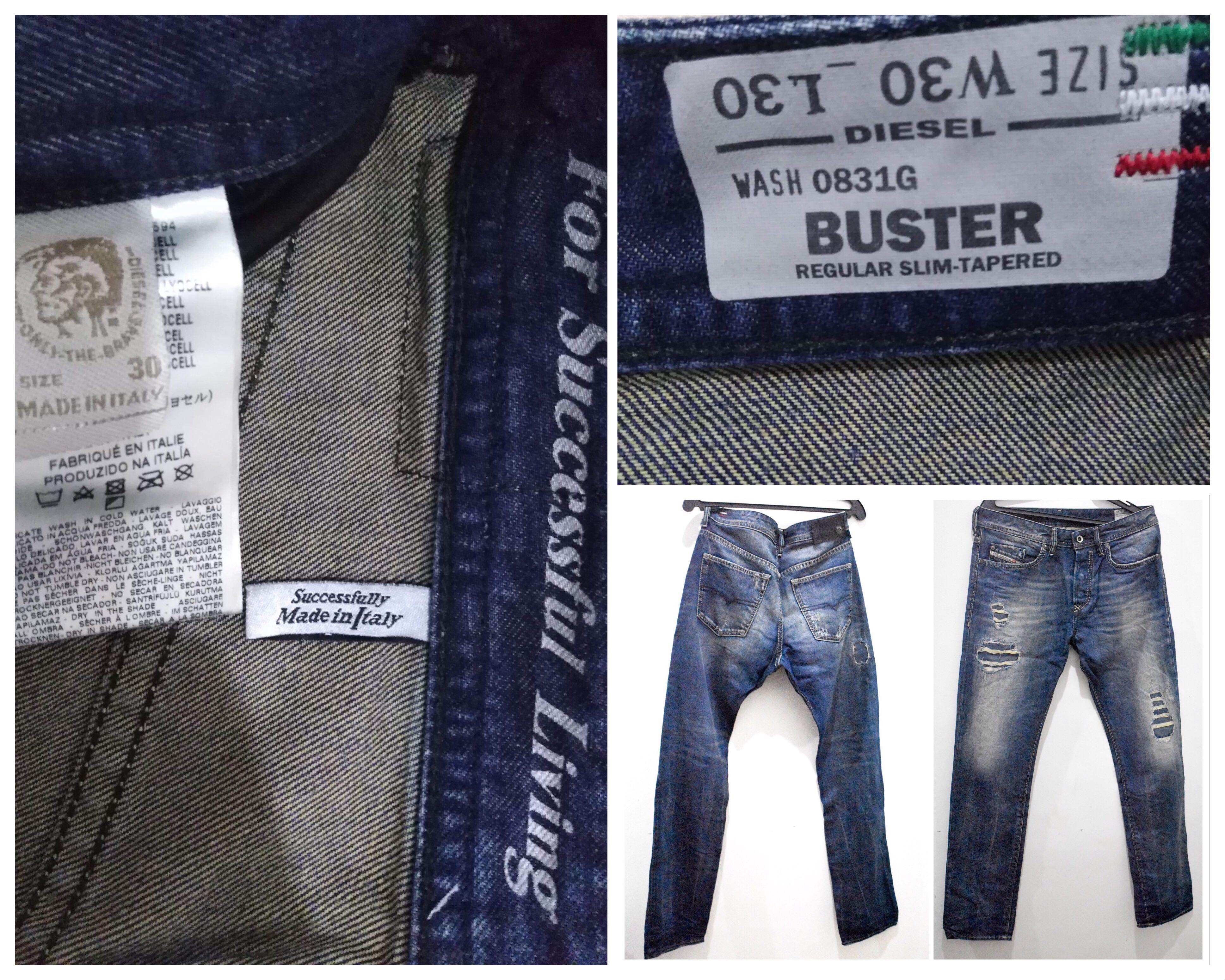 6a6a532c550b5b Mens Pants - Diesel sweat pants, Men's Fashion, Clothes, Bottoms on ...