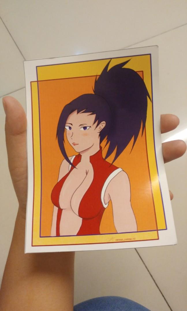 Momo Yayozoru Vinyl Sticker