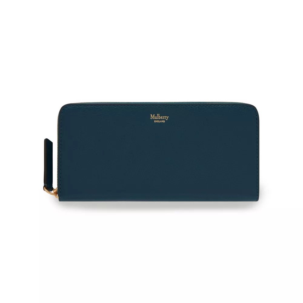 20dfafb03aea Mulberry zip around wallet, Luxury, Bags & Wallets, Wallets on Carousell