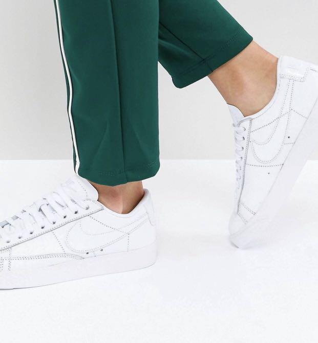 Nike blazer trainers in white 95e028c00bde