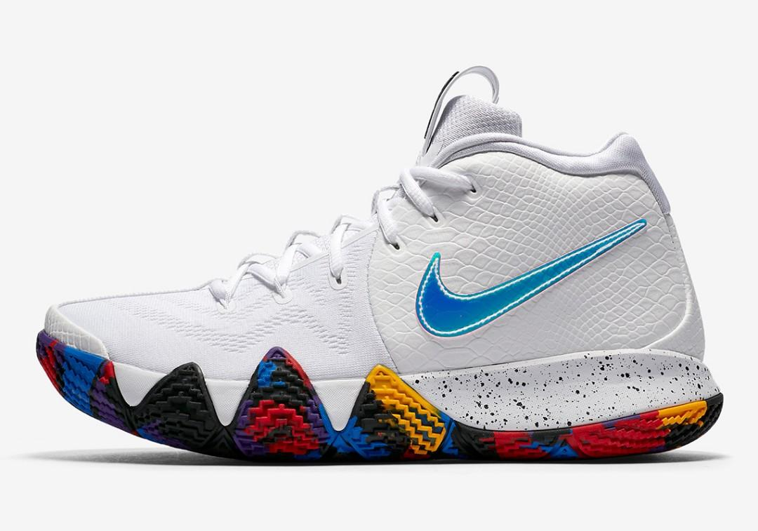 separation shoes ebc62 06818 Nike Kyrie 4 March Madness size us12, Men's Fashion ...