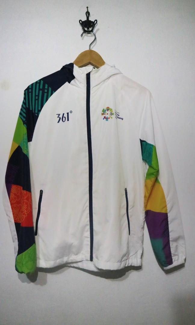 56 Koleksi Desain Jaket Asian Games Terbaru