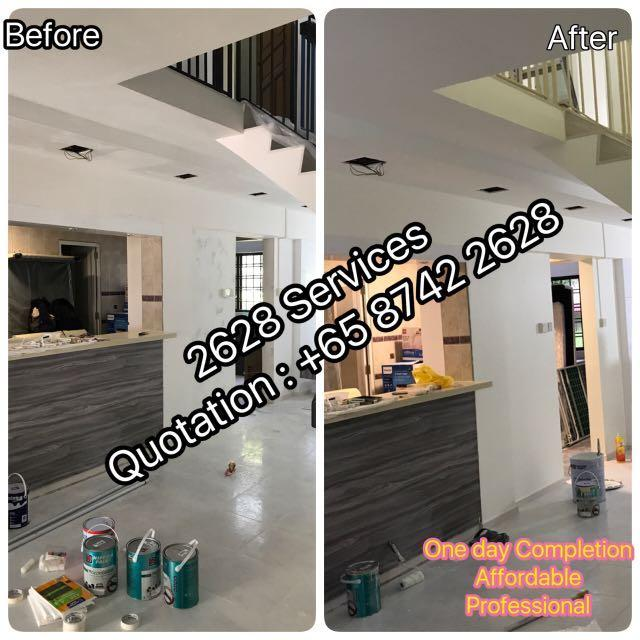 Professional Painting Services ! Free sealer / Free Ceiling painting etc