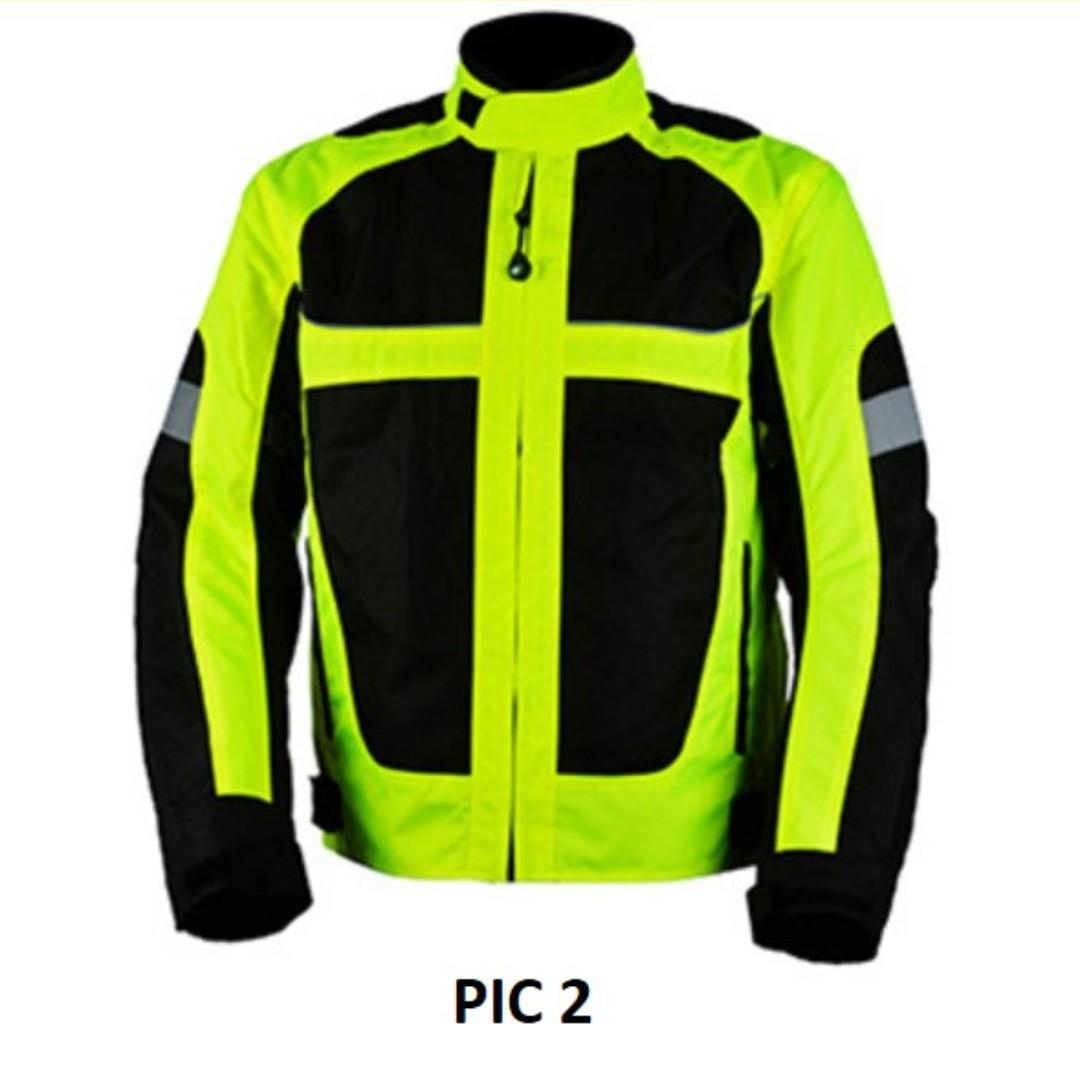 Pre X'mas Promo / Ready Stocks - Riding Jackets