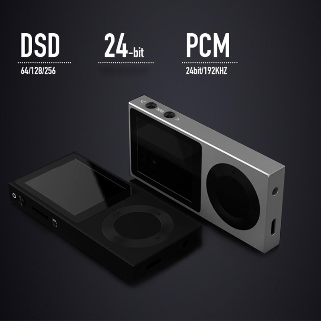 REMAX RP2 HiFi Bluetooth 4 1 1 8 Color Display Lossless