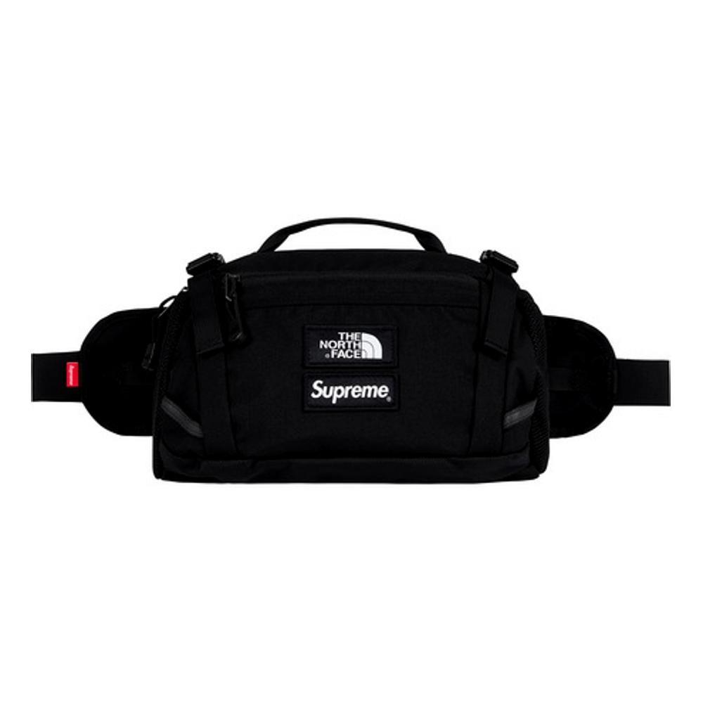 7ad365e24 Supreme x The North Face Waist Bag, Men's Fashion, Bags & Wallets ...