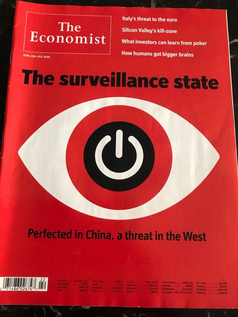 Surveillance state book