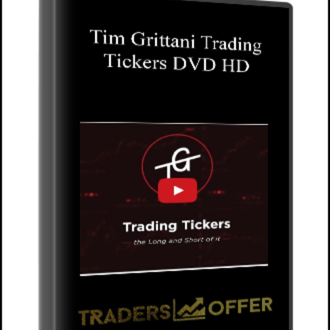 Image result for trading tickers dvd
