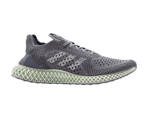 6657a8e7 Us 10 Adidas Consortium Futurecraft 4D Onix Aeon Green, Men's ...