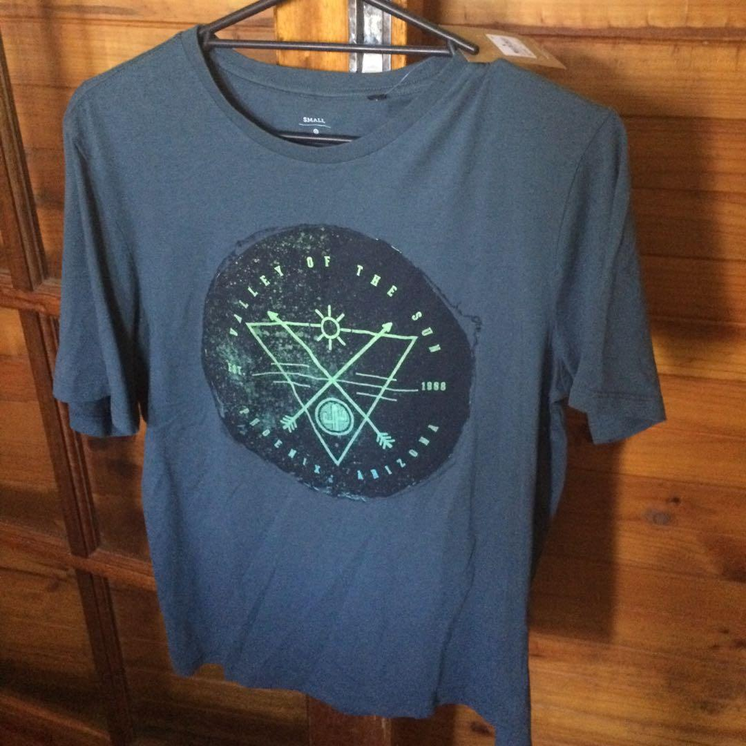Valley of the Sun Blue Tshirt BNWT