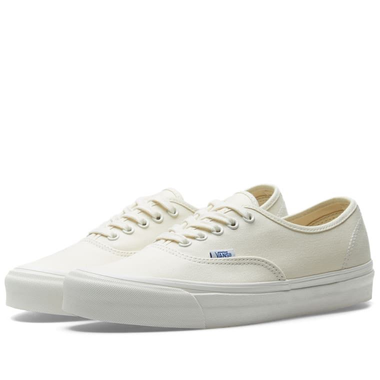 be8a244a53 Vans Og Authentic LX Cream White
