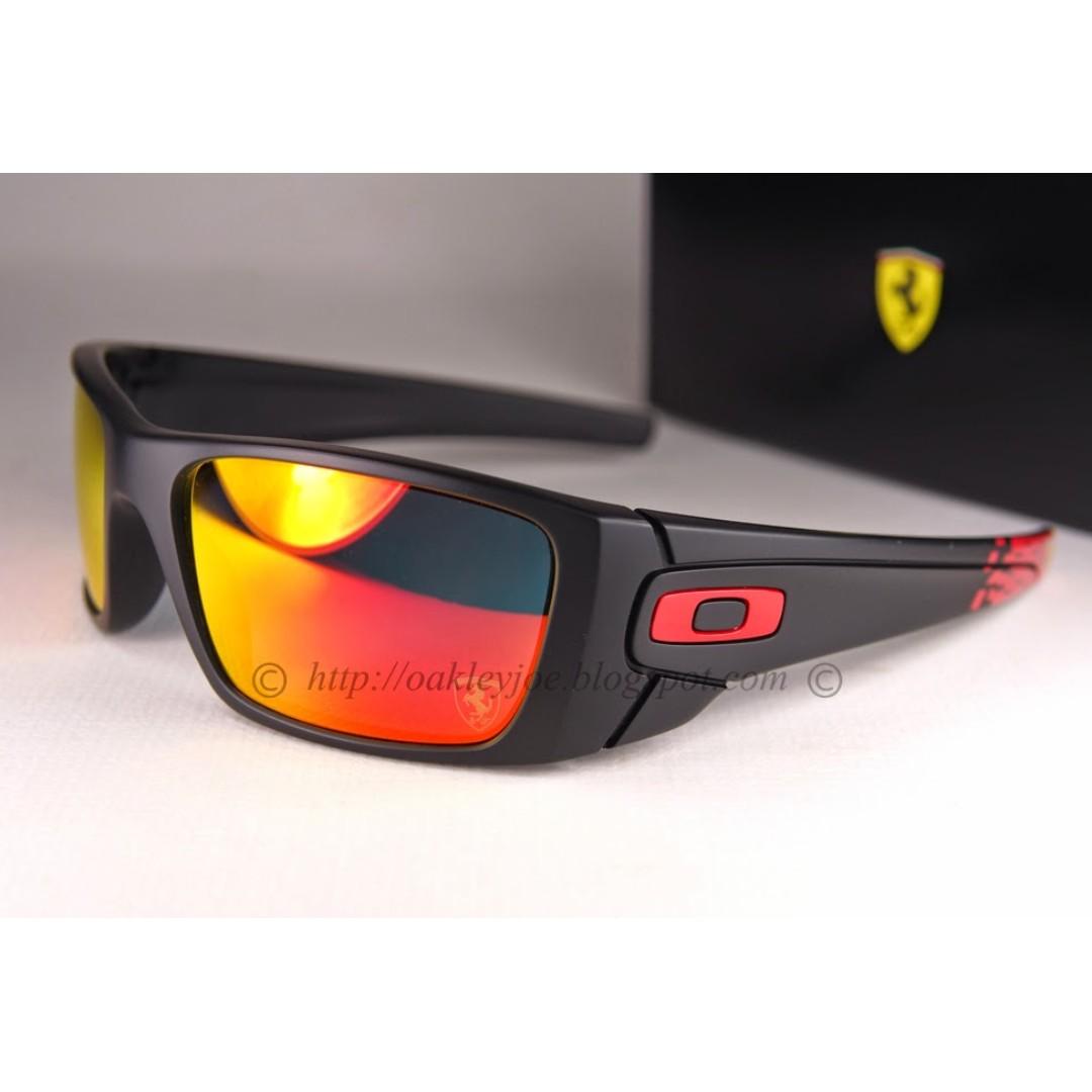 c73da98028 Sale! BNIB Oakley Fuel Cell Scuderia Ferrari sunglass shades