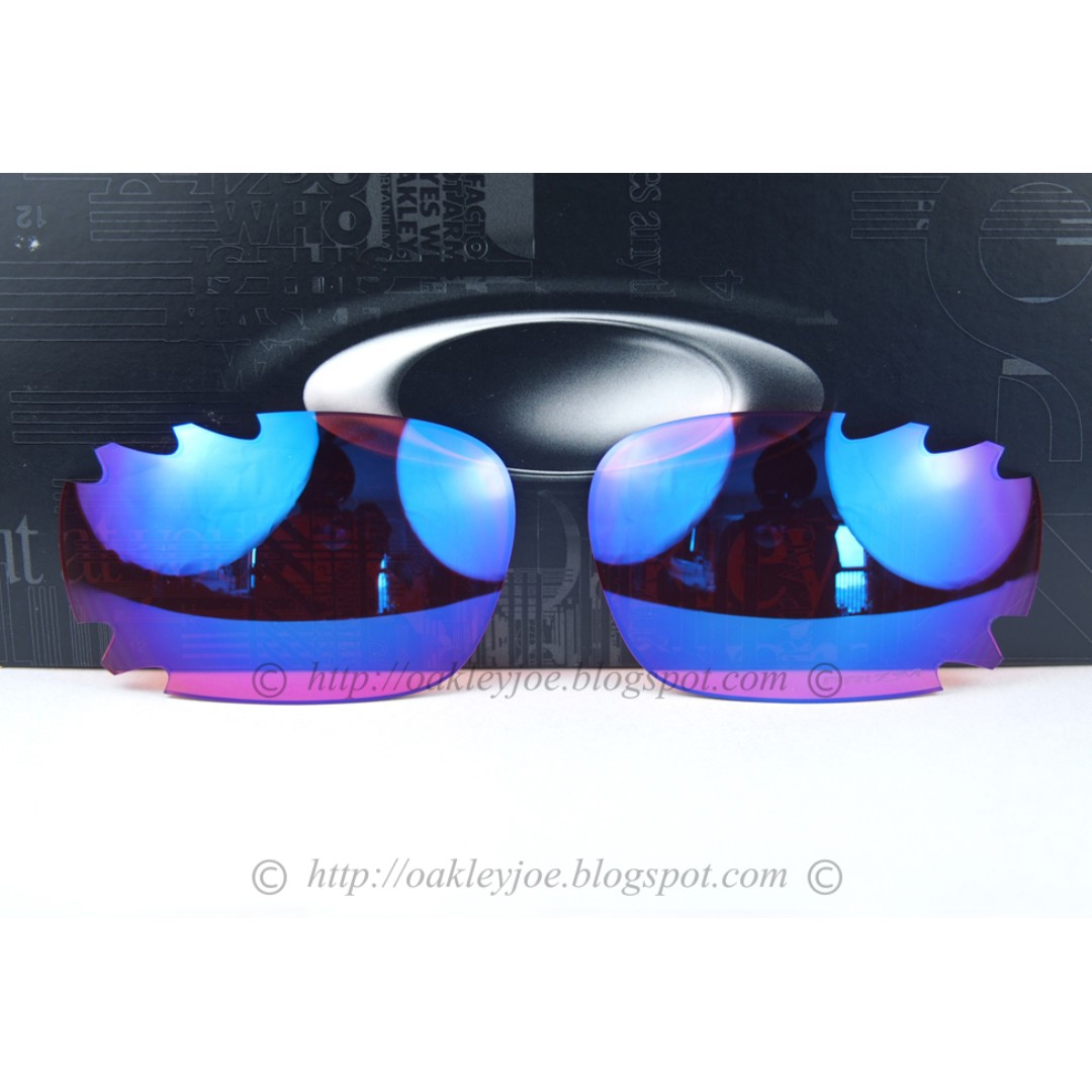 ba6374d3c14 Xmas Sale! BNIB Oakley Racing Jacket Replacement Lens prizm trail ...