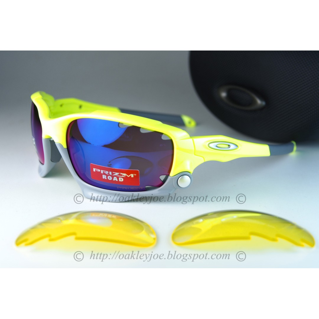 1bcf162433720 Sale! BNIB Oakley Racing Jacket retina burn + prizm road oo9171-3962 ...