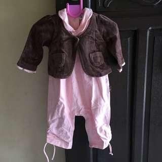 Bodysuit for Girl 6m