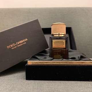 Dolce and Gabbana Velvet Tender Oud 50ml EDP