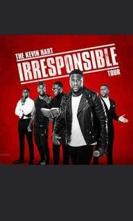 Kevin Hart Tour T3 ticket 1 pax