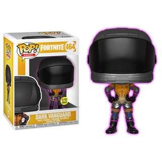 Funko Pop - Fortnite - Dark Vanguard Glow in the Dark