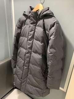 Uniqlo Men (Size M) Winter Jacket in Grey