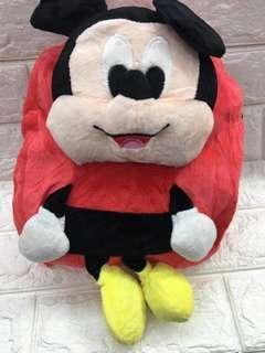 Mickey Minnie Kids Backpack Bag