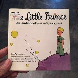 A Christmas favourite - The Little Prince Audiobook (English) with an original soundtrack