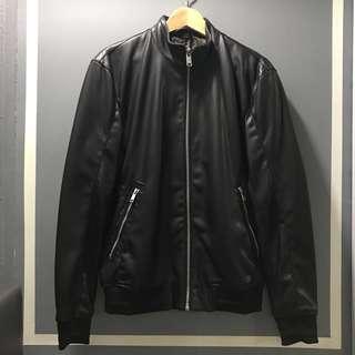 Zara Men (Size M) Spring / Autumn / Winter Black Jacket