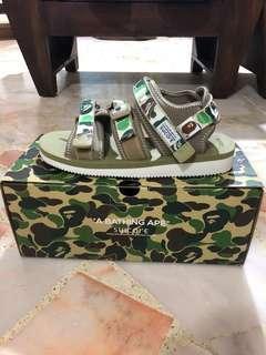 0e2a8b733526 WTS Bape x Suicoke Sandal