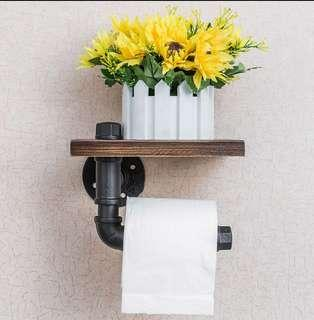Industrial Toilet Roll Holder