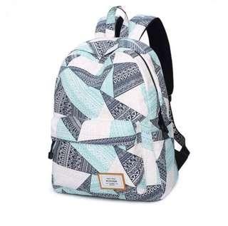 Pretty Tribal Design Backpack
