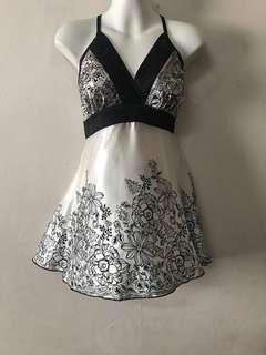 Sleeveless top dress Size: S