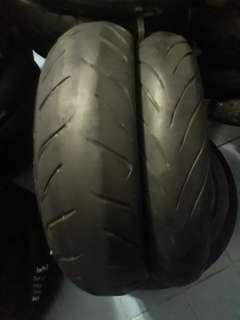 Dunlop d222 120&160