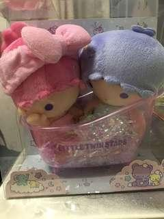 Little Twin Stars 浴缸公仔