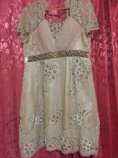 Dress / baju pesta