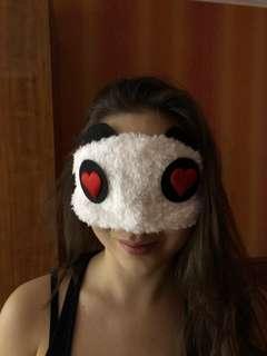 1 PC of panda comfy eye mask