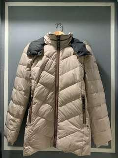 Espirit Women (Size S) Winter Jacket with removable Hoodie