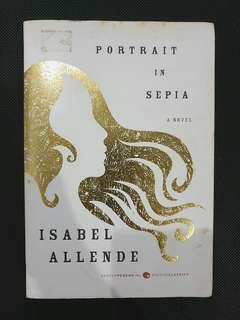 A Portrait in Sepia by Isabel Allende