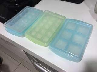 JM green 副食品冷凍盒