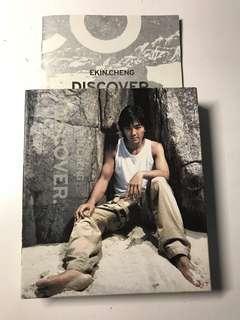 鄭伊健 Discover 2 CD 1 VCD 精選